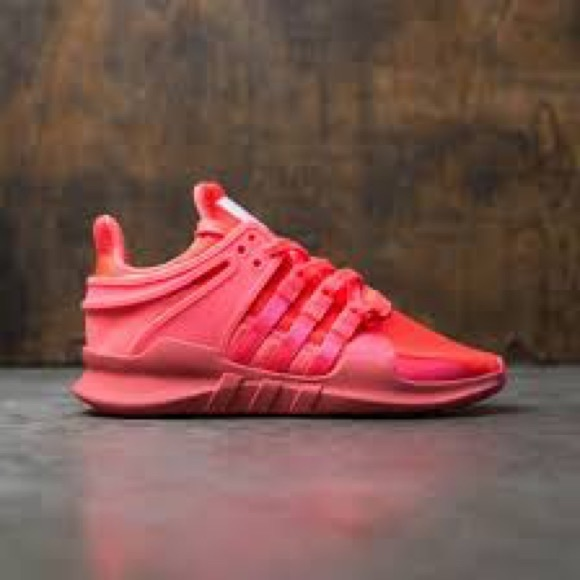 free shipping 479be 38296 Women's Adidas Originals EQT Support Turbo Pink